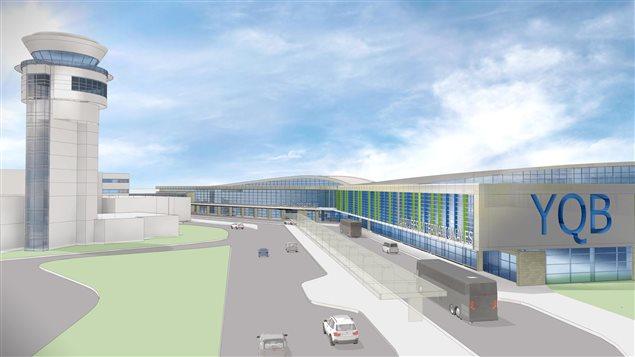 Aeroporto Quebec : R u aeroport quebec sn métalec
